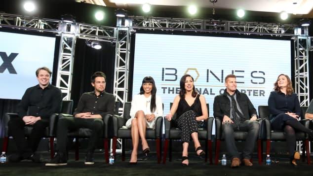 """Der Cast von """"Bones"""""""