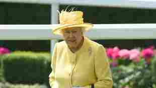 Königin Elisabeth II. bei der Royal Ascot-Rennwoche am 21. Juni 2017