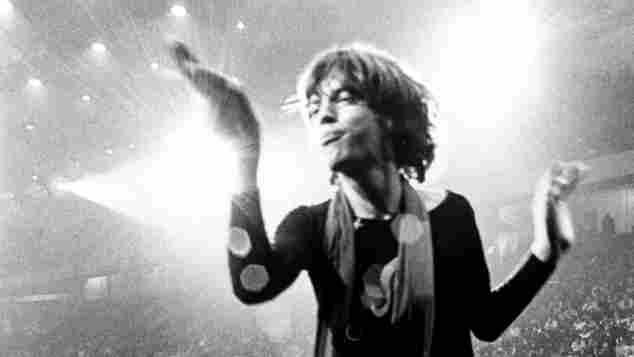 Mick Jagger 1970 GIMME SHELTER Tour