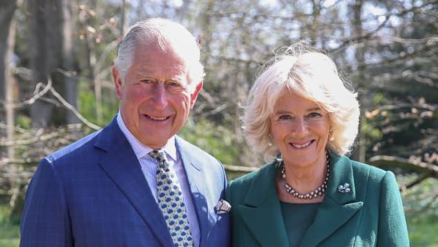 Prinz Charles und Herzogin Camilla April 2019