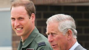 Prinz William Prinz Charles