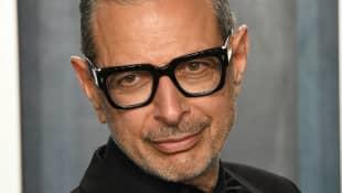 Jeff Goldblum heute