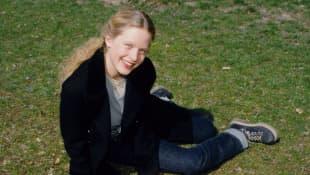 Diana Amft in den Anfängen ihrer Karriere 1999