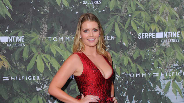 Lady Kitty Spencer auf der Serpentine Summer Party 2016