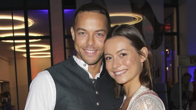 Andrej Mangold und Jenny Lange Bachelor