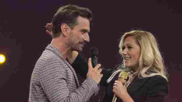 Florian Silbereisen und Helene Fischer Schlagerbooom