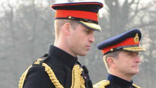 Prinz William: spricht offen über seine psychische Gesundheit