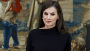 Königin Letizia Outfit