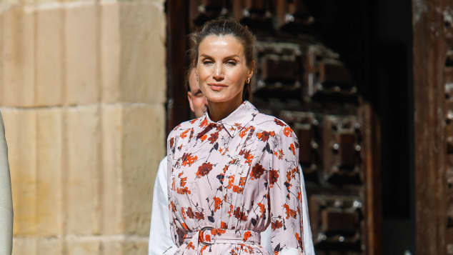 Königin Letizia; Royals