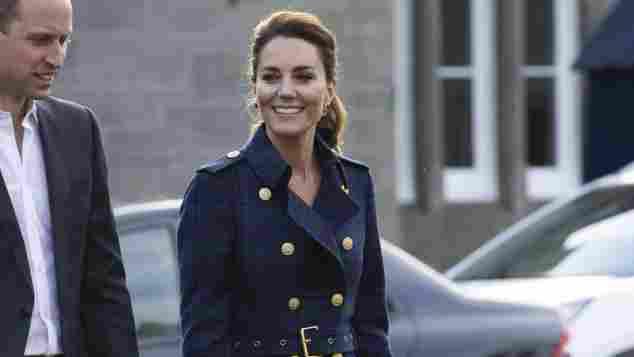 Herzogin Kate Prinz William Schottland Edinburgh
