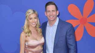Heather Rae Young und Tarek El Moussa