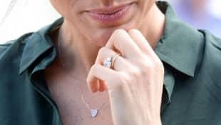 Verlobungsring von Herzogin Meghan