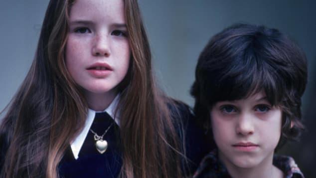 """Melissa Gilbert und Jonathan Gilbert spielen in """"Unsere kleine Farm"""" """"Laura"""" und """"Willie"""""""