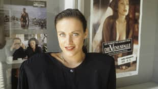 Sonja Kirchberger früher 1988