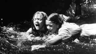 Alison Arngrim und Melissa Gilbert