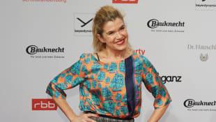 Anke Engelke beim 70. Berlinale 2020