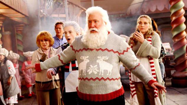 """""""Santa Clause – Eine schöne Bescherung"""""""