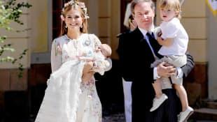 Prinzessin Madeleine Familie