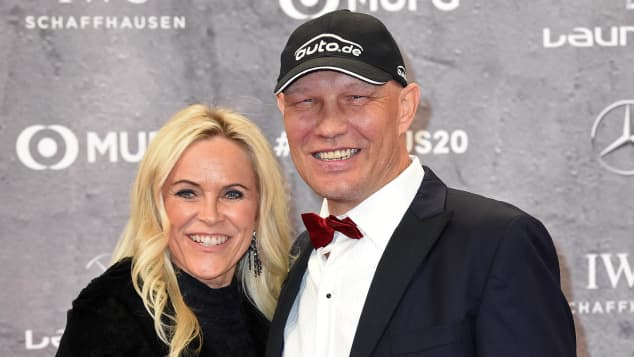 Axel Schulz, Patricia Schulz
