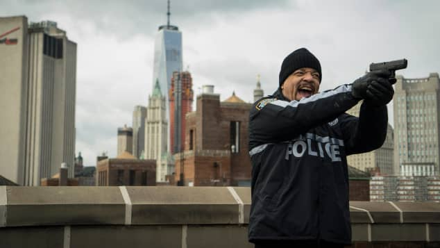 """""""Law & Order: SVU"""": Ice-T"""