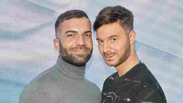Rafi Rachek und Sam Dylan