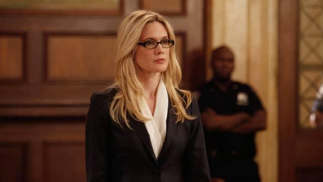 """""""Law & Order: SVU"""":Stephanie March"""