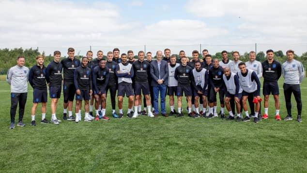 Von Diesen Fussball Clubs Sind Die Britischen Royals Fan