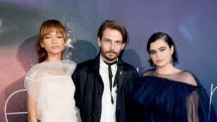 Zendaya, Sam Levinson und Barbie Ferreira