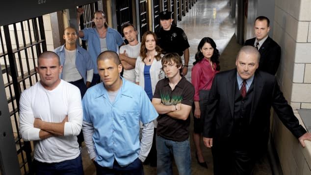 """Prison Break""-Darsteller"