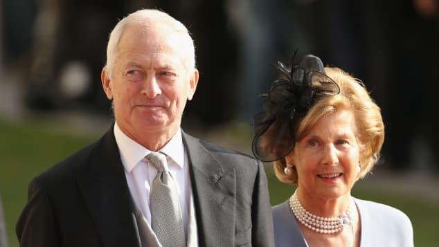 Marie von Liechtenstein und Hans-Adam
