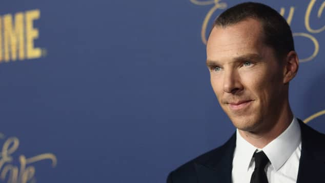 Benedict Cumberbatch Showtime Emmy Eve Nominees Celebration