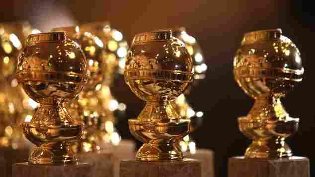 Die neuen Golden Globes Statuetten am 6. Januar 2009