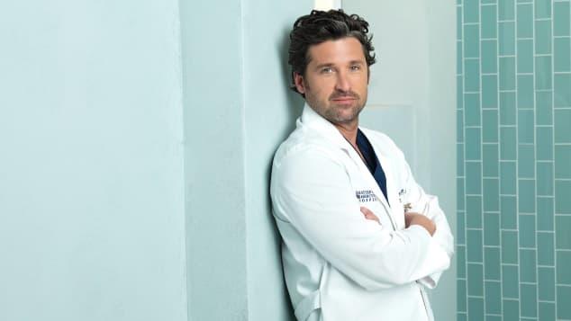"""Grey's Anatomy"": ""Derek Shepherd"""
