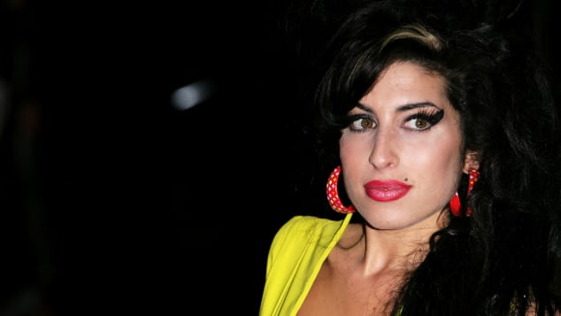 Amy Winehouse BRIT Awards
