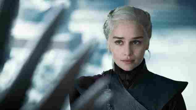 """Emilia Clarke in """"Game of Thrones"""""""