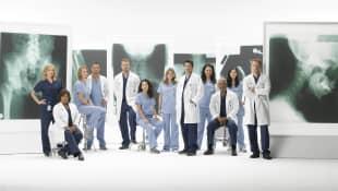 """""""Grey's Anatomy""""-Besetzung"""