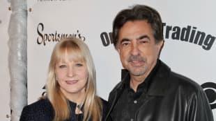 Joe Montegna und Arlene Vrhel