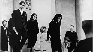Caroline Kennedy Beerdigung