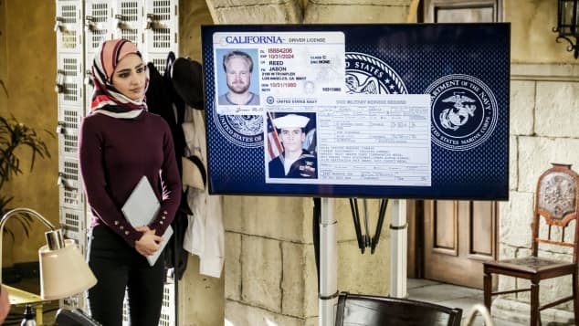 """NCIS: L.A:"": ""Fatima Namazi"" (Medalion Rahimi) unterstützt das ""Navy CIS""-Team"