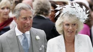 Prinz Charles und Herzogin Camill