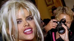 Anna Nicole Smith und Larry Birkhead