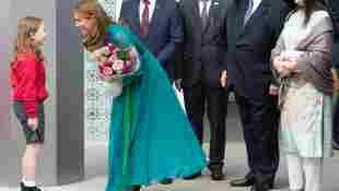 Herzogin Kate trägt meist Kleider