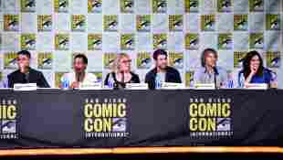Daniela Ruah NCIS Comic-Con