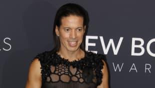 """Jorge Gonzalez amüsiert stets mit seiner Frisur die """"Let's Dance""""-Zuschauer"""