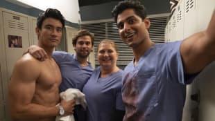 Grey's Anatomy heiße Darsteller