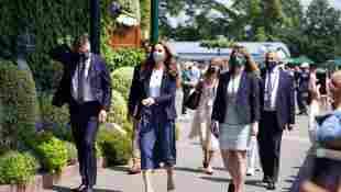 Herzogin Kate Wimbledon