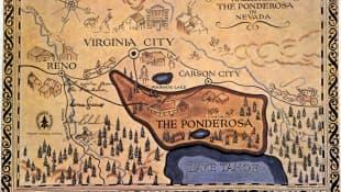 """""""Bonanza""""-Karte"""