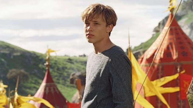 "William Moseley in ""Die Chroniken von Narnia"""