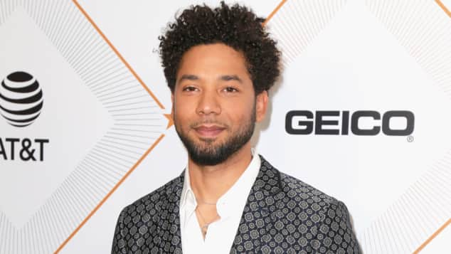 "Jussie Smollett bei ""Essence Black Women"" 2018 in Hollywood Oscars Luncheon"
