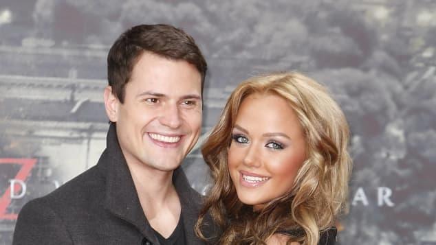 Rocco Stark und Kim Gloss